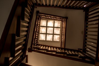 Staircase, Graham Foundation